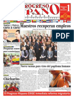 El Progreso Hispano Agosto 12 2010