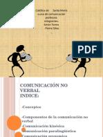 Comunicación No Verbal Trabajo Final
