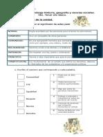 Guía de Aprendizaje Historia Unidad 2