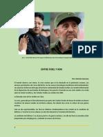 Entre Fidel y Kim