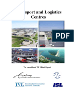Transport and Logistic Center