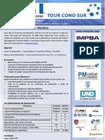 PMI Tour Mendoza 2010 - Memo Sponsors