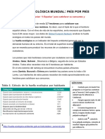 Petjada Ecològica a Catalunya
