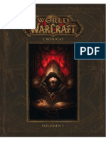 Worlf of Warcraft Cronicas Vol 1