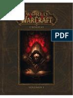 Worlf of Warcraft Cronicas Vol 1