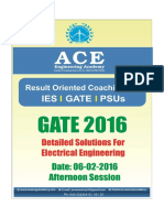 Ace Academy Gate 2016 Ee Set 1