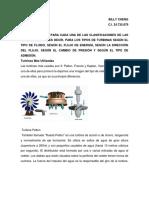 Ejemplos de Uso de Turbinas