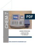 Manual Chem 7 Erbe