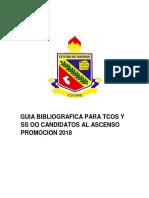 Bibliografía Ingles Para TCOS Y SS OO Promoción 2018