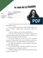 Biografia de La Fontaine.doc