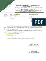Surat Permohonan Vaksin
