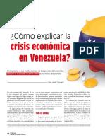 Como Explicar La Crisis Venezuela 2017 Tribuna