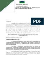 REQUERIMENTO DE AVALIAÇÃO E DEFERIMENTO DE ATIVIDADES COMPLEMENTARES - GABRIEL KALIL MORAES - 100102042.pdf