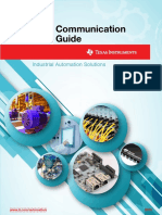 Industrial Comm Solutions Guide