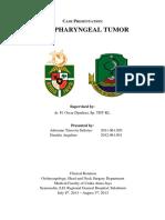 Case Dr. Oscar 5 - CA Nasofaring