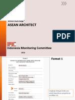 Workshop ASEAN Architect 2016