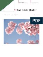 APAC Real Estate Market 03092013