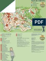 Mappa Cortona