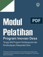 Modul Pelatihan Tenaga Ahli P3MD 2017 Percepatan 180817
