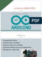 Introducciòn Al Arduino