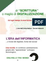 Stili Di Scrittura (Social Network)