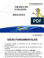 Diapositivas Adn Biologia