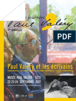 Dp - Journees Paul Valery