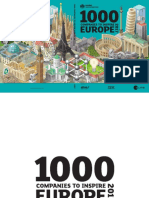 1000 companies to inspire Europe