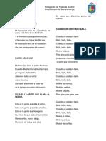 4. Cancionero y Dinamicas Pascua