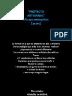Proyecto Artesanal Hellen