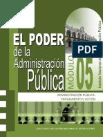 Modulo 5 Administración Pública