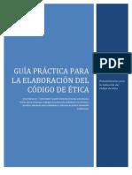 Guia Practica Para La Elaboracion Del Codigo de Etica