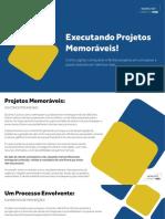 E-Book Executando Projetos Memoráveis