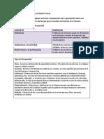 Guía Examen Evaluacion Estándar