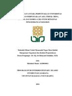 Perbandingan Antara Perpustakaan Universitas Italia Dan Perpustakaan Asia Timur Studi Mengenai Pengembangan Koleksi