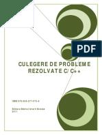 232762843-Culegere-de-Probleme-Rezolvate-in-C-C.pdf