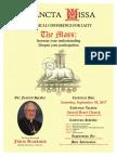 Sancta Missa Conference 8.5x11
