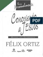 Conociendo  Jesús  - Guia del Estudiante.pdf