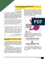 Lectura Módulo 01 - El Texto y El Propósito Comunicativo