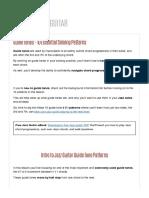 Guide Tones - 10 Essential Soloing Patterns | MATT WARNOCK GUITAR