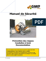 Manuel de Securite- GMP Grenoble 2012