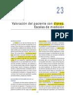 Valoracion Del Paciente Con Disnea
