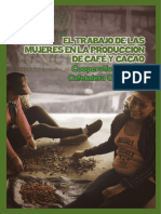 Revista Trabajo Mujeres Produccion Cafe Cacao