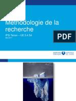 CM Méthodo Recherche