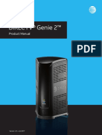 Genie2 Product Manual