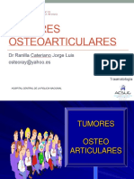 TUMORES OSTEOARTICULARES (1)