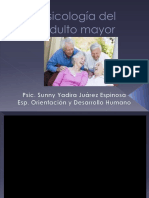 Psicología Del Adulto Mayor