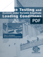 Peter C. McKeighan and Narayanaswami Ranganathan, editors Fatigue Testing and Analysis Under Variable Amplitude Loading Conditions ASTM special technical publication, 1439.pdf