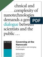 Governing at the Nanoscale