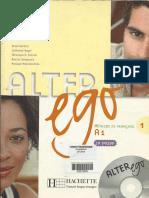 296622564 Alter Ego A1 Niveau 1 Livre d Eleve PDF